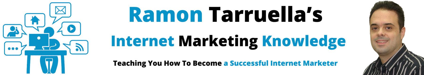 Ramon Tarruella's Internet Markting Blog